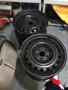 Winter Rims (4) - Ford Edge