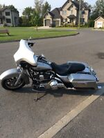 HARLEY-DAVIDSON  FLH TCI 2003 100 ime anniversaire