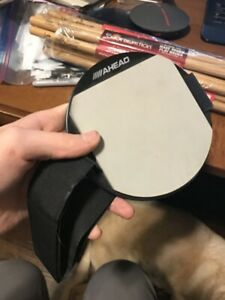 Drum Practice Pad with Knee Strap Barely Used