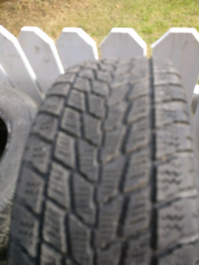 P195/60R14 toyo winter tires