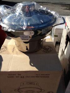 Mongolian Hot Pot - brand new