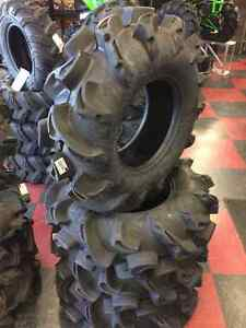 "32"" Mammoths $860 + Taxes! ATV / UTV Tire & Rim Christmas Sale!"