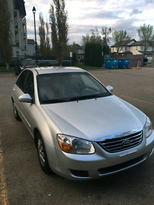 2008 Kia Spectra LX Amazing Condition