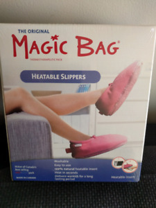 New Magic Bag Slippers! Cute and Warm Your Feet