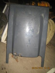 CASE 580 SM AND  SM SERIES 2 HOOD 362340A6
