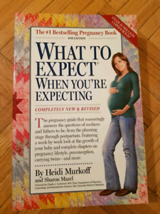 2 Great books for mom's who are expecting!
