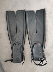 Scuba Diving Fins Oceanic Vortex V12