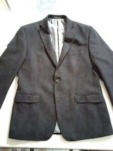Black Sport Jacket - Calvin Klein - Size 42R