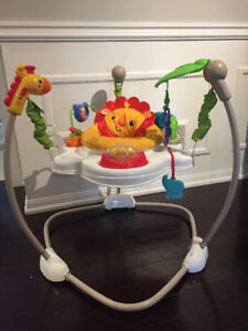 Fisher-Price Jumperoo, Rainforest Friends