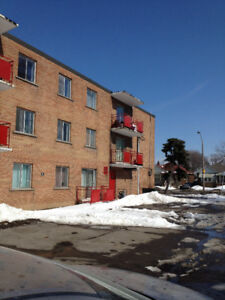 Large 2 bedroom apartment near Mohawk College
