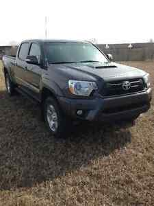 2013 Toyota Tacoma Pickup Truck North Battleford