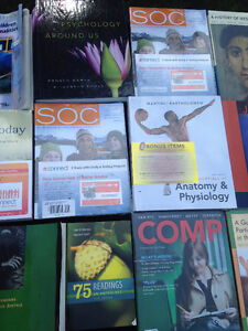 TONS OF TEXT BOOKS.  Social Psych books Etc. London Ontario image 7