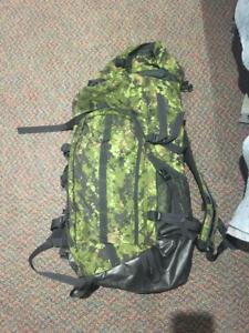 Digital Camo Hiking Backpack. 65L