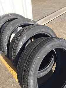 4 pneus d hiver pirelli  265/45R20