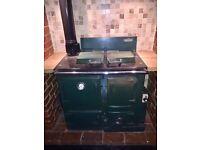 Rayburn Royal Oven