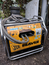 JCB Hydraulic petrol breaker