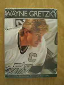 Wayne Gretzky Authorized Pictorial Biography - Brand New In Wrap London Ontario image 1