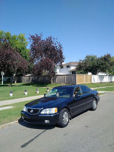 Acura r.l 2004
