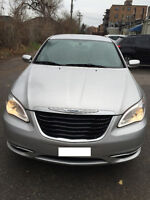 2012 Chrysler 200, 2.4L Certified & E-tested