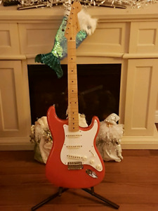Guitars (Fender and Squire)