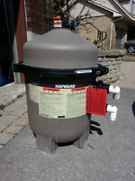 "Pool Filter Hayward  ""SWIMCLEAR"