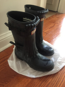 Hunter Boots - Size 8