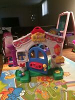 Fisher Price Learn and Play learning  house