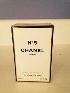 CHANEL No 5 eau de parfum 50 ml.