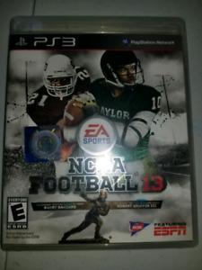 NCAA Football 13 / PS3