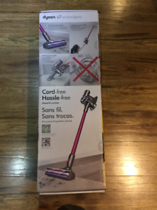 Dyson v7 Animal Pro Cordless Vacuum (Brand New in Box)