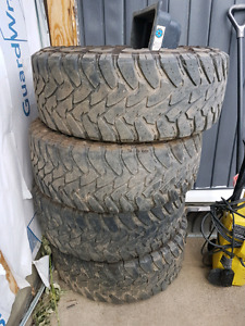 Toyo open country 35x12.5R18