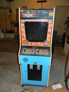 Looking for old beat up arcade machines