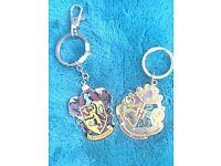 Harry Potter key rings