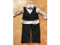 M&S 4 piece suit aged 12-18months