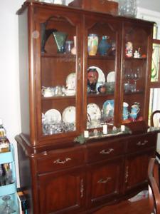Vintage Gibbert Dining Room Suite