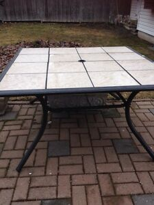 Large patio table for sale