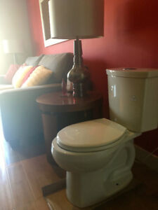 TWO BRAND NEW TOILETS FOR SALE