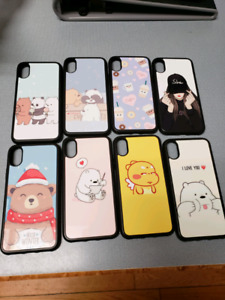 Cases for Iphone X and XS $12 Each
