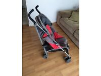 Maclaren Quest Pushchair in Richmond with rain cover South West London