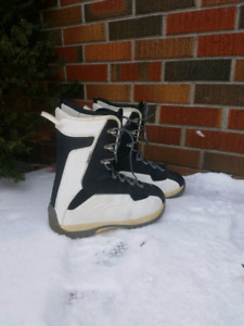 Snowboard Boots Mens Size 9