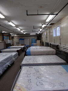 Huge selection of mattresses, head foot and rails, frames etc