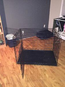 Cage pour chiens