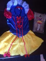 XL fairest princess outfit with headband $20