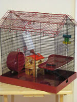 Mice Gerbil Hamster Cage