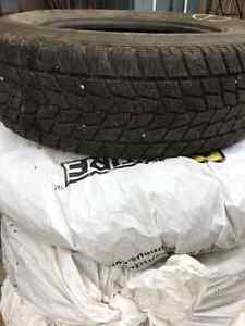 A SET OF 4 WINTER TIRES! Edmonton Edmonton Area image 6