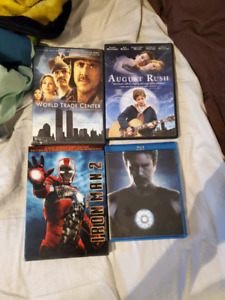 Misc. DVD Collection