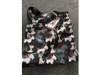Brand new, tote bag, umbrella and cosmetics bag