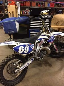 Cr 250 trade for 440/800 or 600