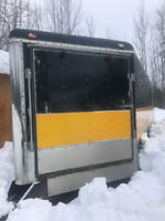Skidoo trailer for sale