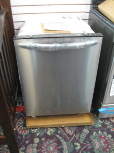 """NEW - Frigidaire Gallery 24"""" Built-in Stainless Steel Dishwasher"""